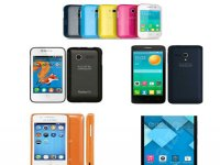 Alcatel Smartphones, list of Alcatel mobiles available under $120