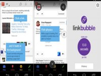 Bubble Link Best Linking Android App