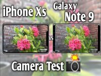 Apple iPhone XS vs Samsung Galaxy Note 9 (Camera Comparison), which one is better for photography?