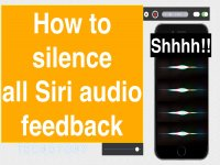 Tips To Keep The Siri Silent And Get Rid From Unwanted Voice Notifications