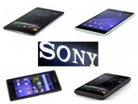 Sony Mobile Make Believe, mid range Sony smart phones