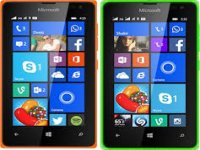 Microsoft Lumia 435/ 435 DUAL compact Preview