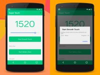 Boost your Android smartphone touch sensitivity with Super Touch Application